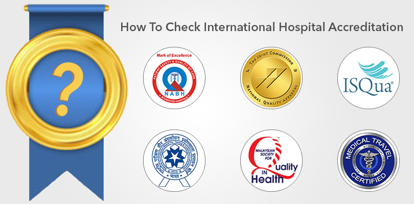 HOW TO CHECK INTERNATIONAL HOSPITAL ACCREDITATIONS