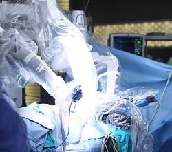 prostate cancer robotic treatment