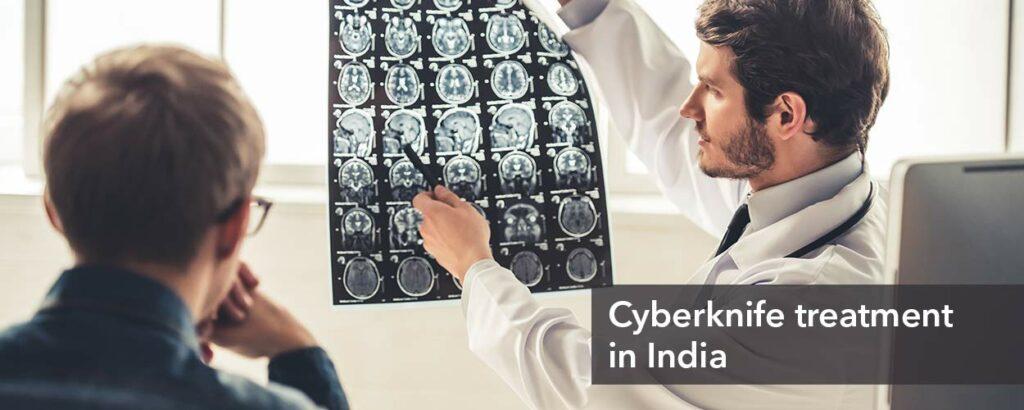 Cyberknife treatment in india