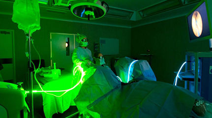 Green Light Laser PVP Treatment in India