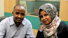 Zenet Sultan Shifa Traveled from Addis Ababa, Ethiopia to India for Brain Tumor Treatment