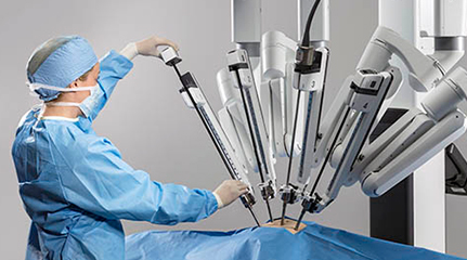 Robotic Prostatectomy Surgery in India
