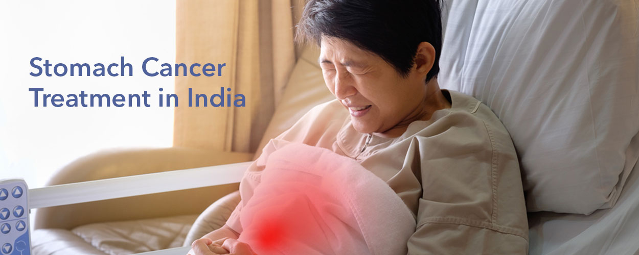 Stomach Cancer Treatment in India