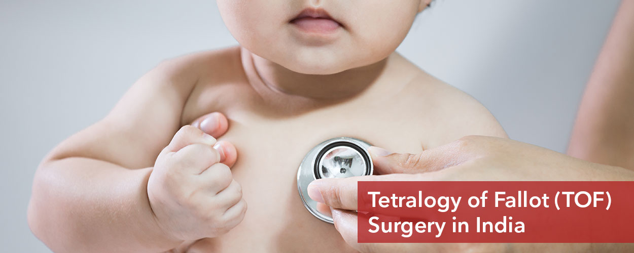 Tetralogy of Fallot Surgery in India