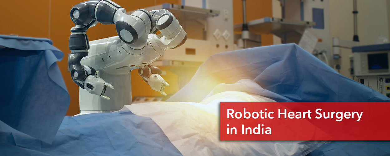 Robotic Heart Surgery in India