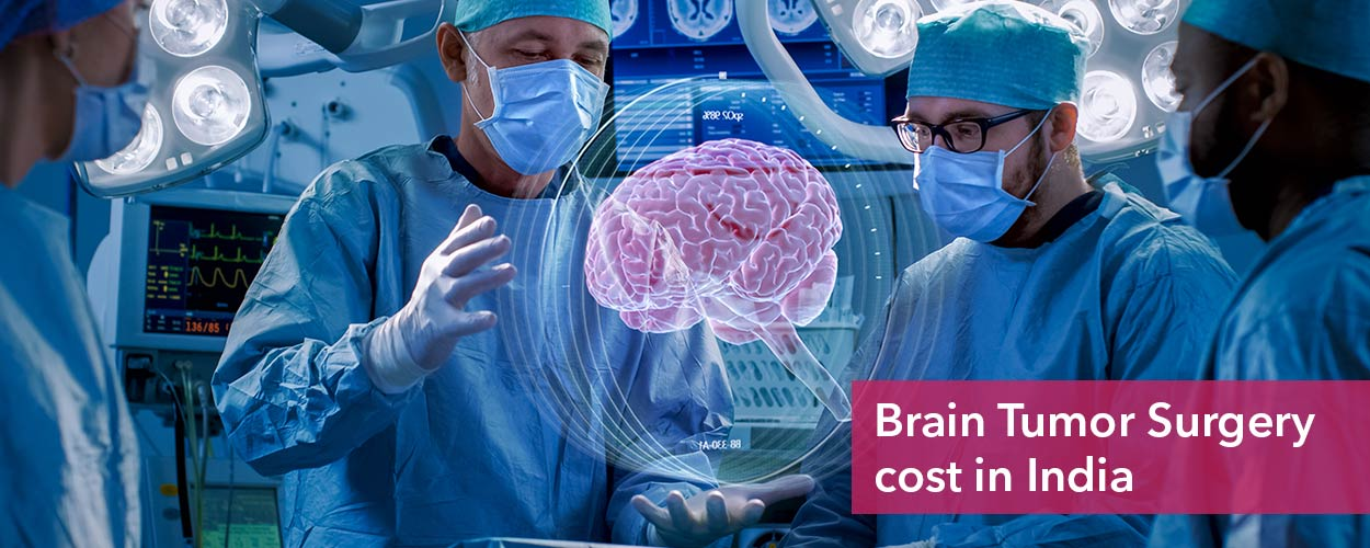Brain Tumor Surgery Cost in India