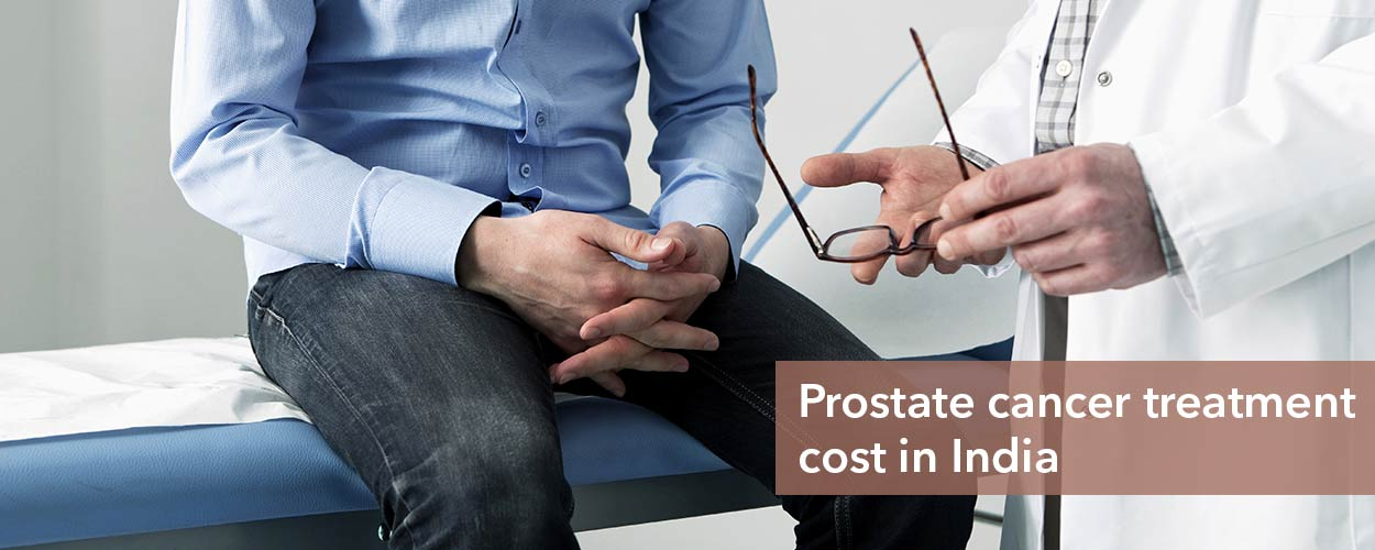 Prostate Cancer Treatment in India