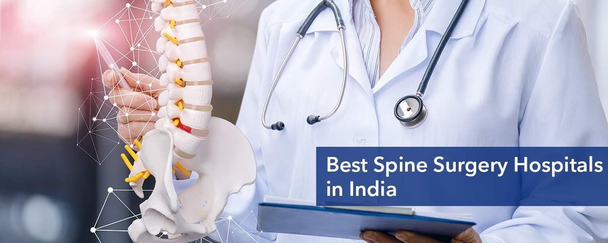 8 Best Spine Surgery Hospitals in India
