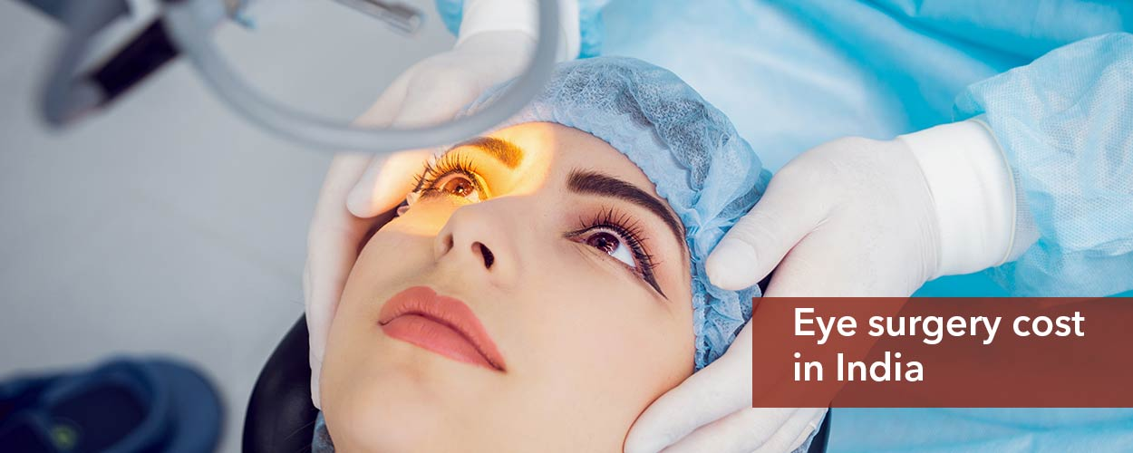 Eye Surgery Cost in India