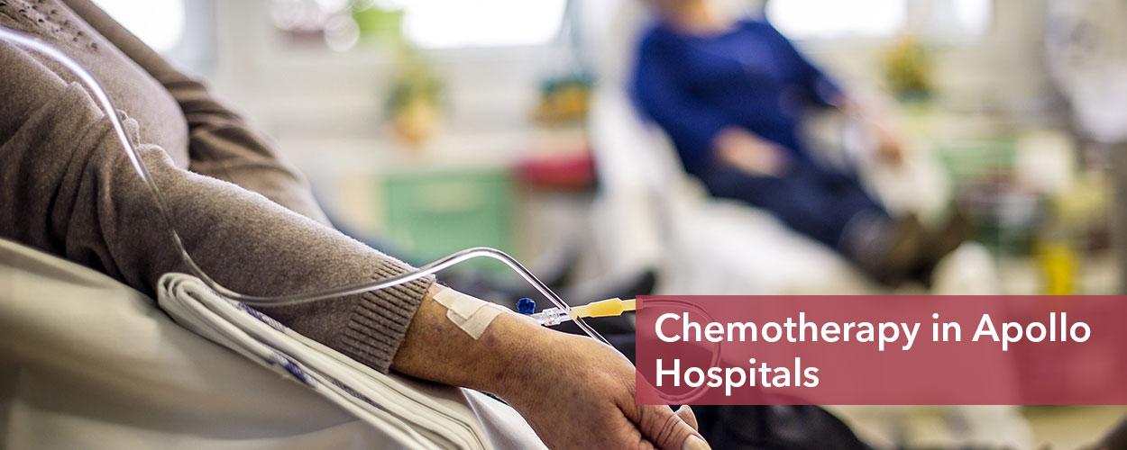 Chemotherapy cost in Apollo Hospital